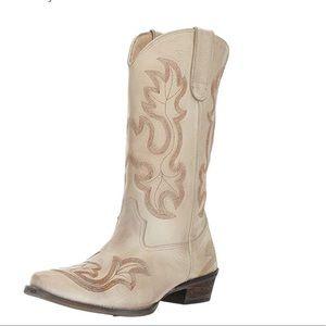 Roper Women's Pearl Western Boot NWT